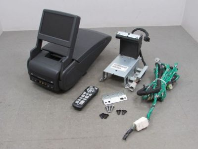 Buy 05-07 Charger Magnum 300 Rear Seat Console DVD Video Screen Player System OEM B motorcycle in Saint Louis, Missouri, United States, for US $329.99