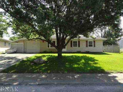 This ranch home located in Flair Subdivision has three bedro