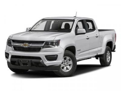 2016 Chevrolet Colorado 2WD WT (Brownstone Metallic)