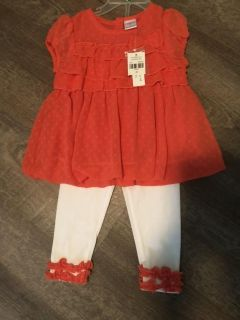 NWT 2T Outfit