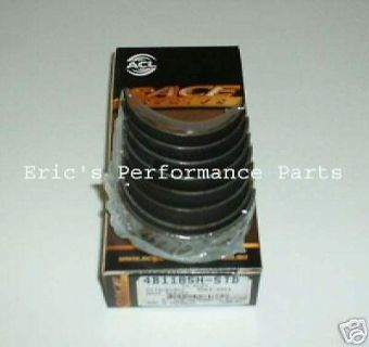 Sell ACL 4B1185H-STD Race Rod Bearings Mitsubishi 4G63 1992-Present EVO DSM Standard motorcycle in Azusa, California, US, for US $38.90