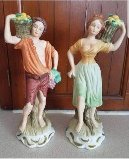 Man & Woman Figurines