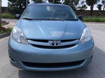 2007 Toyota Sienna CE 7-Passenger (Blue)