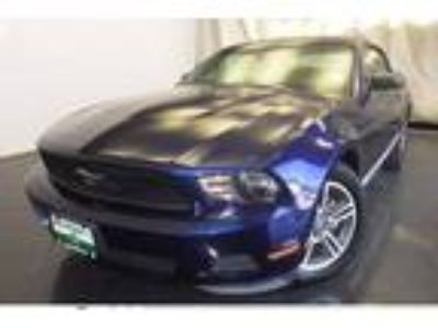 Used 2010 Ford Mustang Convertible