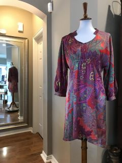 WUFS - UNCLE FRANK DRESS, SIZE SMALL*