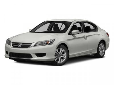 2014 Honda Accord LX (White)