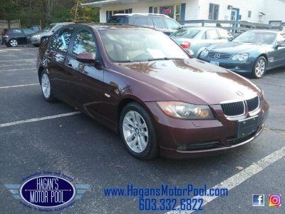 2006 BMW 3-Series 325xi (Barrique Red Metallic)