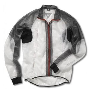 Sell Dainese Wind-Fight Full-zip Mountain Bike Jacket White/Black motorcycle in Holland, Michigan, US, for US $119.95