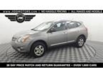 Used 2013 Nissan Rogue Gray, 63K miles