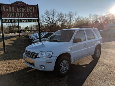 2005 Mercury Mariner (White)