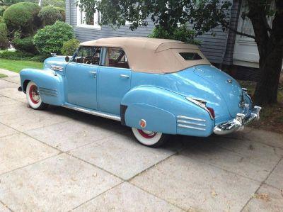 1941 Cadillac 62-Series Convertible
