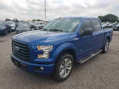 Used 2017 Ford F-150 2WD SuperCrew 6.5' Box