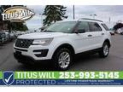 used 2016 Ford Explorer for sale.
