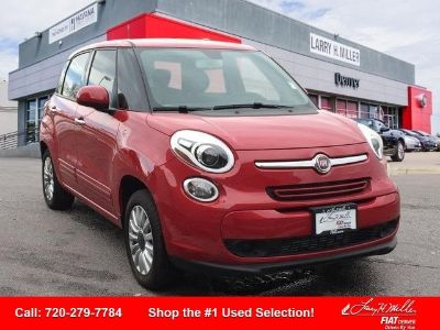 2017 Fiat 500L Pop (Rosso (Red))
