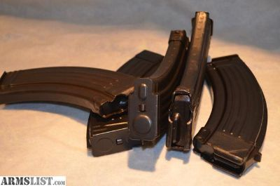 For Sale: New Eastern Bloc AK47 magazines