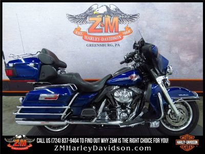 2006 Harley-Davidson Ultra Classic Electra Glide Touring Motorcycles Greensburg, PA