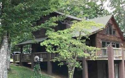 506 Bailey Road Blairsville, Large, open, airy, family home.