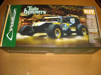 New Vaterra Twin Hammers 1/10 4WD Electric Rock Racer Kit