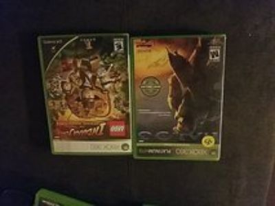 xbox360 indiana jones lego and halo3