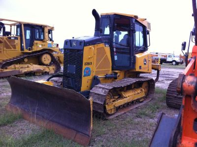2015 John Deere Construction 650K