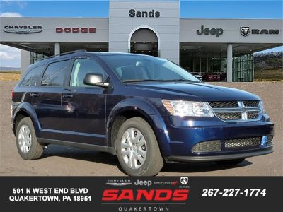2018 Dodge Journey SE (Blue Pearl)