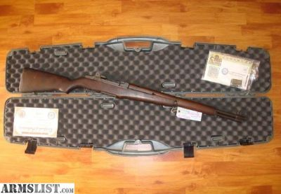 For Sale: Springfield M1 Garand WWII CMP SA 2-65