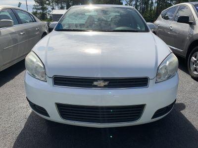 2011 Chevrolet Impala LT (White)