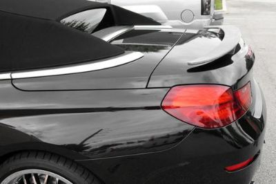 Purchase D2S BF13-W1-UNPAINTED - 12-13 BMW 6-Series Custom Style Rear Wing Spoiler motorcycle in Fort Lauderdale, Florida, US, for US $439.00