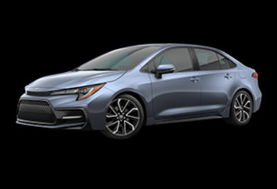 2020 Toyota Corolla XSE ()