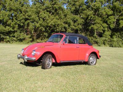 1973 Volkswagen Convertible