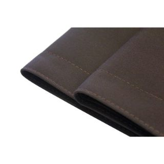 Dark Brown Stayfast Canvas Bus Sunroof Cover