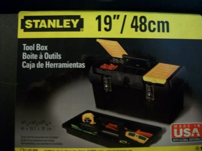 # 34 Kids Stanley Tool Box