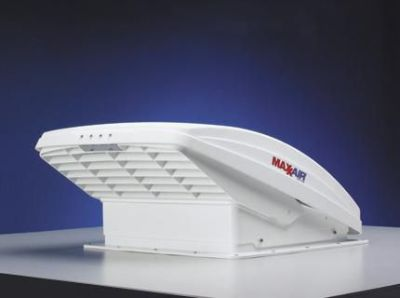 Buy MaxxAir 00-05100K MaxxFan White Power Roof Vent Maxx Fan Trailer Camper RV motorcycle in Azusa, California, United States, for US $236.07