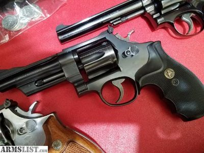 For Sale: S&W Highway Patrolman 357 magnum