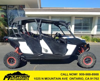 2014 Can-Am Maverick Max X rs DPS 1000R Utility Sport Ontario, CA