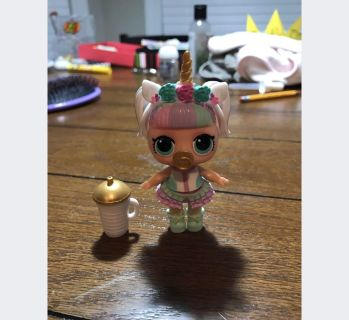 Looking for this LOL surprise doll series 3 confetti pop