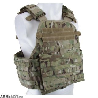 For Sale/Trade: Condor plate carrier and AR500 ballistic plates