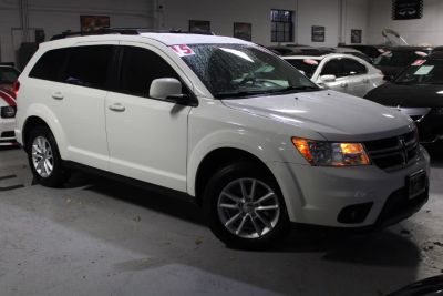 2015 Dodge Journey FWD 4dr SXT (Pearl White Tri-Coat)