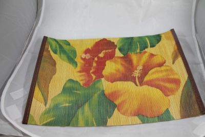 LINENS and CLOTHING: placemats