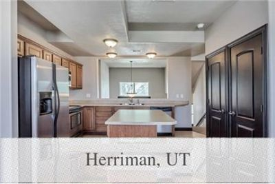 AMAZING HERRIMAN TOWNHOUSE