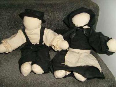 Amish Dolls