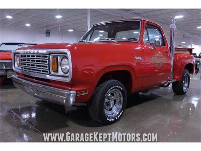 1978 Dodge Little Red Express