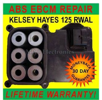 Buy FITS DODGE RAM 1500 - ABS / EBCM COMPUTER MODULE REPAIR SERVICE 125 RWAL motorcycle in Duluth, Georgia, United States, for US $49.00