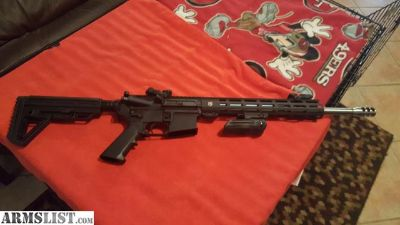 For Sale: AR15 double tap