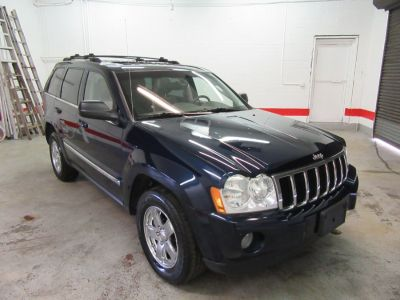 2005 Jeep Grand Cherokee Limited (Blue)