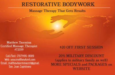 Restorative Bodywork
