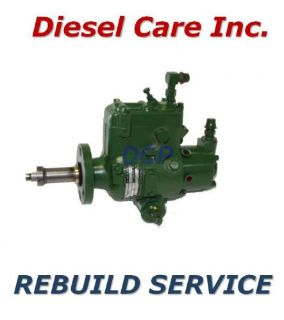 Buy Roosa Master / Stanadyne DB Diesel Injection Pump motorcycle in Memphis, Tennessee, United States, for US $415.00