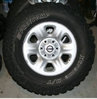 33 Mud Tires With Wheels