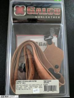 For Sale: Colt 1911 Shoulder Holster