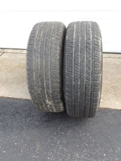 2 - 225/65R17 Usd Continental Tires